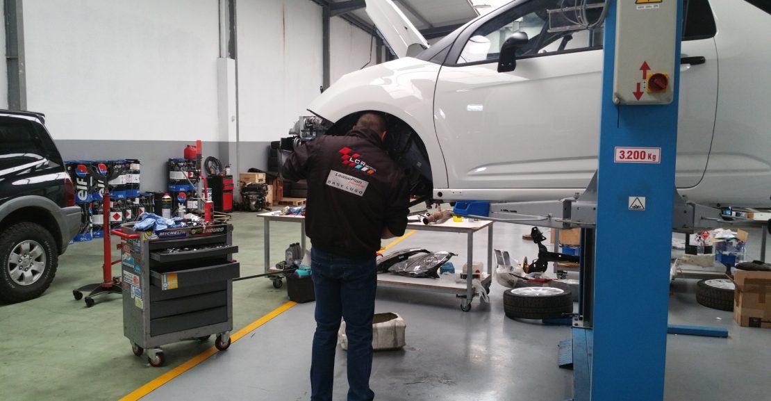 Lcr Motor Y Vallejo Racing Viajan Al Vodafone Rally De